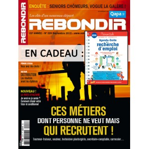 OFFRE SPECIALE : Rebondir + Agenda Guide