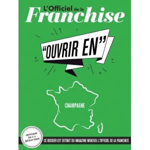 Fiche pratique - Ouvrir en région Champagne
