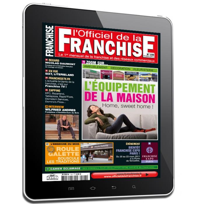 L 39 officiel de la franchise n 108 pdf cdi m dias for L officiel de la cuisine
