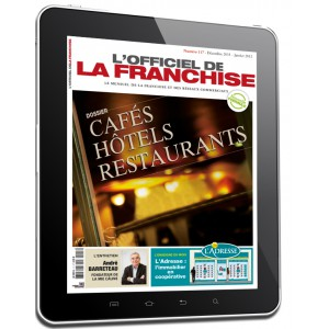 L'Officiel de la Franchise - n°117