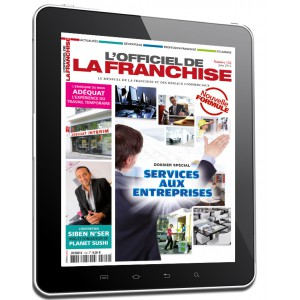L'Officiel de la Franchise - n°122