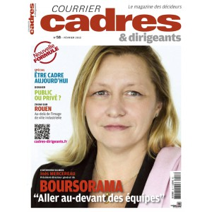 Courrier Cadres - n°58